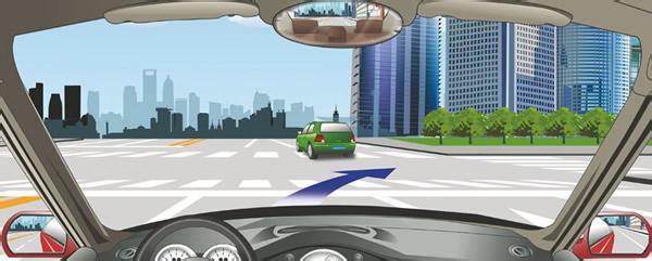 科目三路口右转弯操作规范